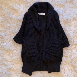 EUC Trina Turk crochet sweater